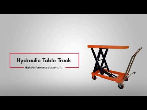 Scissor Lift Table | Hydraulic Lift Table Truck