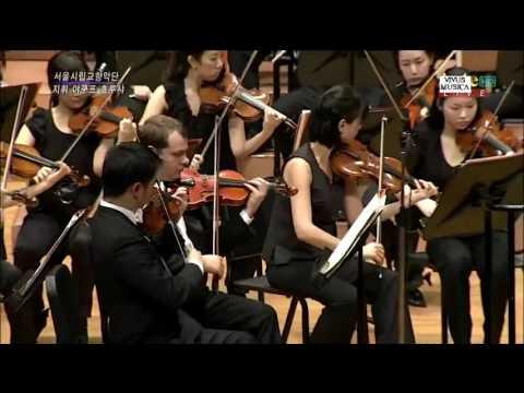 Smetana [The Moldau 1] Jakub Hrusa, Seoul Philharmonic Orchestra