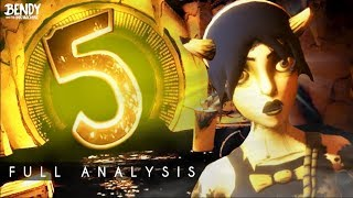 Bendy Chapter 5 Production Trailer Analysis (Bendy & the Ink Machine) thumbnail