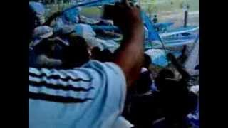 Tesho en la oficial argentino B