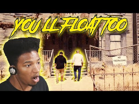 ETIKA REACTS TO DASHIEXP - YOU'LL FLOAT TOO (IT CLOWN DISS TRACK)