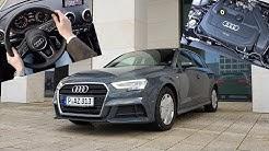 Audi A3 Sportback Test - Was kann der neue 1.5 TFSI? Review Kaufberatung