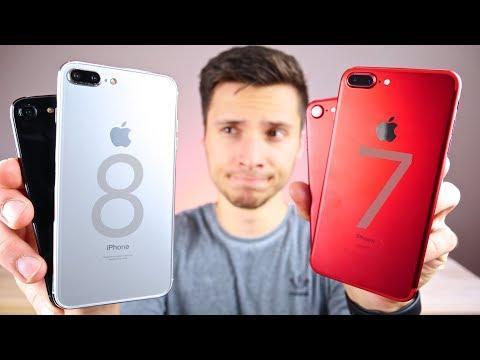 iPhone 8/8 Plus vs iPhone 7/7 Plus - Worth Upgrading?
