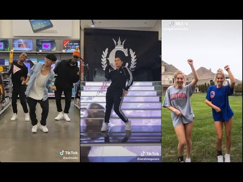 roxanne tik tok dance compilation arizona zervas🔥🔥The latest!