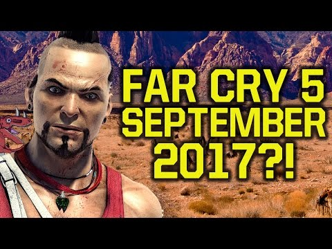 Far Cry 5 Release Date SEPTEMBER 2017 + SETTING LEAKED?! (Far Cry 5 Gameplay - Far Cry 5 Trailer)