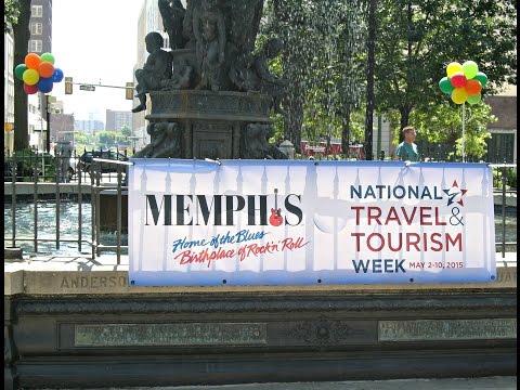 Memphis Celebrates National Travel & Tourism Week 2015