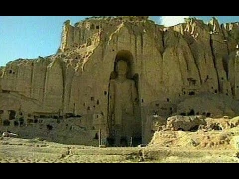 Bamian .. Buddhas of Afghanistan ..  The destruction.