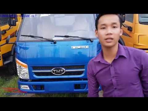Xe tải thùng TMT HD7325T động cơ Hyundai Thaco KIA K165S chưa phải đối thủ