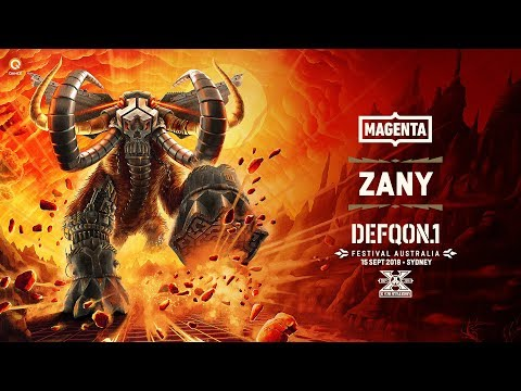 The Colours of Defqon.1 Australia 2018 | MAGENTA Mix by Zany