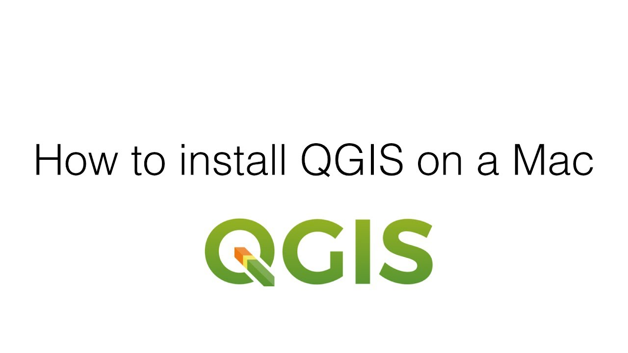 Installing QGIS on the Mac ~ GIS Lounge