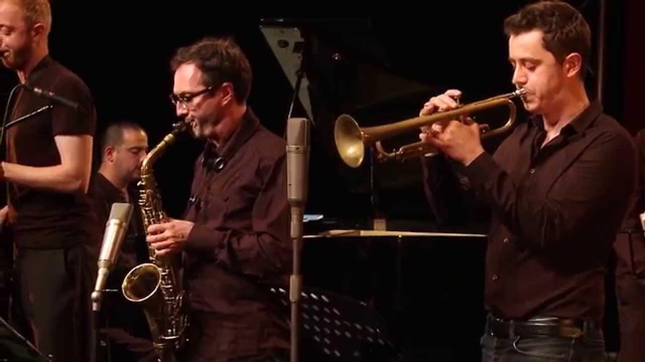 """No No"" by Stéphane Mercier Sextet, Live at Columban"