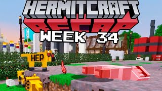 Hermitcraft Recap Season 7 - week #34