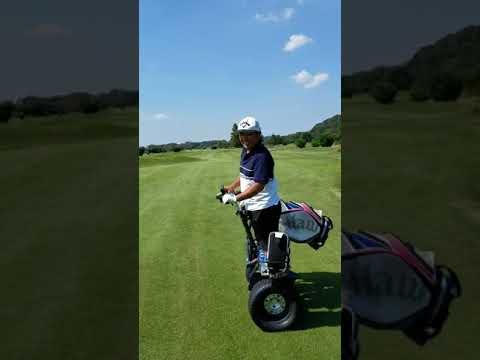 ゴルフ セグウェイ