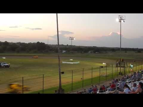 TWMA - 8-6-16 - 85 Speedway Heat #1