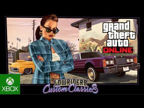 Grand Theft Auto Online Lowriders: Custom Classics
