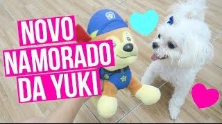 Quem lembra do Tum-elho, o namoradinho da Yuki, pois é, quando viem...