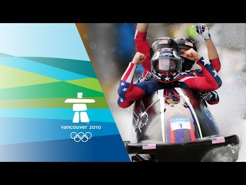USA Win 4-Man Bobsleigh Gold – Vancouver 2010 Winter Olympics