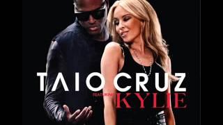 Скачать Taio Cruz Higher Featuring Kylie Minogue