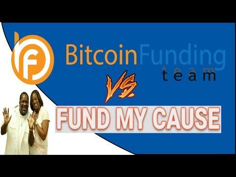 Bitcoin Funding Team Vs Zarfunds Vs FMC Fund My Cause