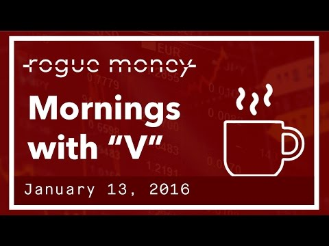 "Mornings with ""V"" & CJ - New Silk Road, Trump & The Emerging Multipolar World (01/13/2017)"