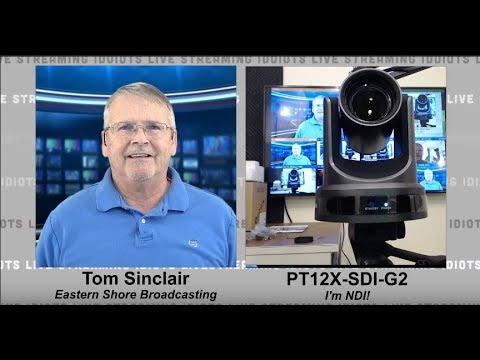 New NDI PTZ Camera Review - PT12X-SDI from PTZ Optics