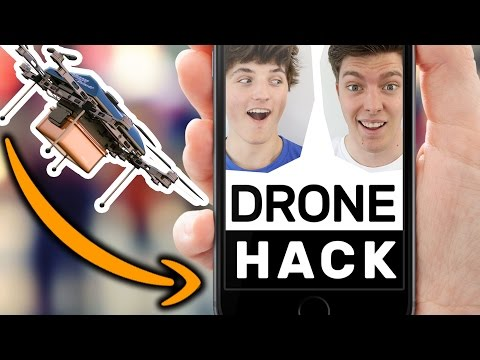COMMENT HАCKER UN DRONE ? (ft. TechNews&Tests) - SAFECODE