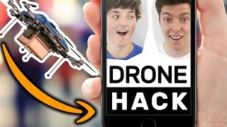 Gambar cover COMMENT HАCKER UN DRONE ? (ft. TechNews&Tests) - SAFECODE