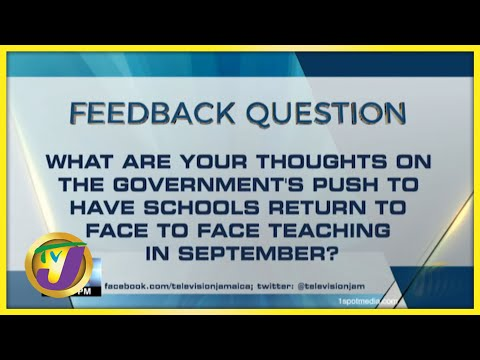 Feedback Question | TVJ News - June 11 2021