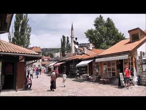 Sarajevo city life