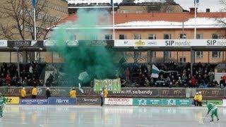Hammarby Bandy-Broberg 7-5  23/2 2013