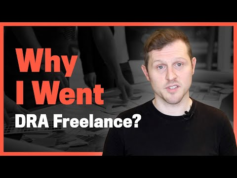 Why I went Design Recruitment Agency freelance