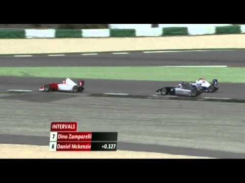 2012 F2 Race Highlights - Rd 3, Algarve