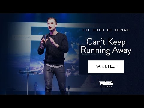 Rich Wilkerson, Jr. — The Book of Jonah: Can't Keep Running Away