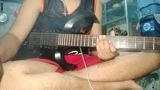 Guitar cover dangdut DOSA KAU ANGGAP MADU