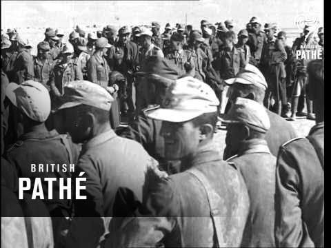 El Alamein Desert Advance - 1942 (1942)