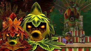 Dekus Scrubs, amigos ou inimigos? - The Legend of Zelda