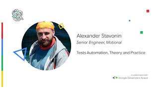 Golang Tests Automation, Theory and Practice - Alexander Stavonin