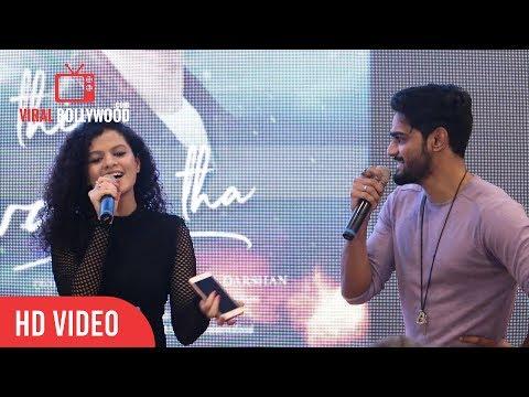 Palak Muchhal And Yaseer Desai Singing Live At Ek Haseena Thi Ek Deewana Tha Music Launch