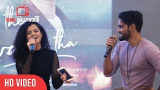 Palak Muchhal And Yaseer Desai Singing Live At Ek Haseena Thi Ek Deewana Tha Music Launch