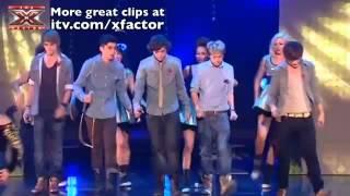 Zayn Dancing on Usher