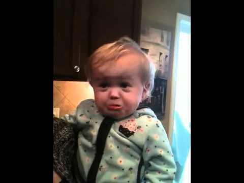 Funny Sad Baby Face - YouTube