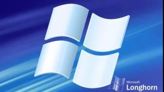 Microsoft Windows Longhorn Startup sound