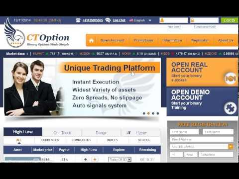 Review of aa option binary broker
