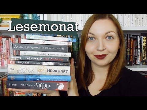 Lesemonat November 2019 | So viele gute Bücher!