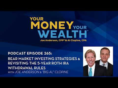 bear-market-investing-strategies-and-revisiting-the-5-year-roth-ira-withdrawal-rules---ymyw-#265