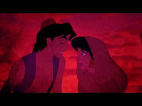 Aladdin And Jasmine  - We Could Be In Love