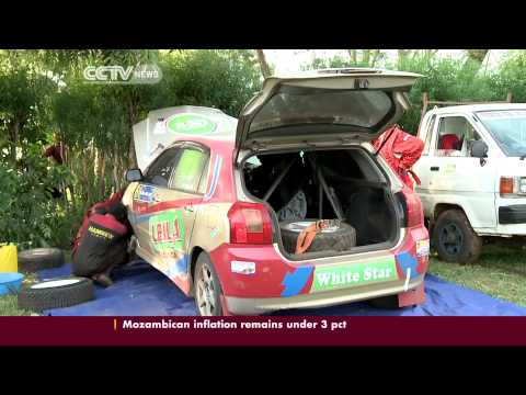 First female driver to compete in Uganda National Rally