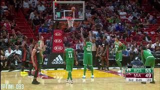 Al Horford Highlights vs Miami Heat (12 pts, 9 reb, 3 ast)