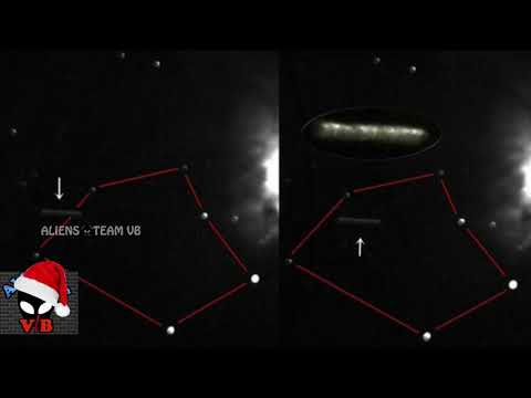 Giant Interstellar Alien Spaceship Found  In Our Solar System(Orion)