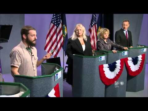 2012 Vermont Gubernatorial Debate